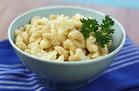 Healthy Comfort Food: Mega Mac & Cheese