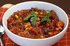 Healthy Comfort Food: Dan-Good Veggie Chili