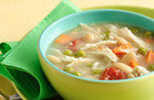 Healthy Comfort Food: Hungry Chick Chunky Soup