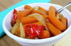Healthy Comfort Food: Glaze-of-Glory Candied Carrots