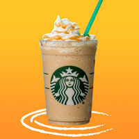 Starbucks Mini Frappuccinos