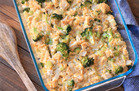 Cheesy Chicken Broccoli Casserole