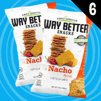 Best of 2016 (So Far): Way Better Snacks A Nacho Above Tortilla Chips