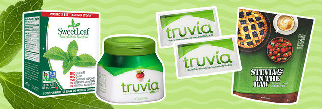 All About Stevia and Other Natural No-Calorie Sweeteners