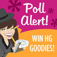 Take Our Two-Question Poll; Win HG Goodies