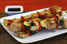 Summer-Perfect Grill Recipes: Teriyaki Tofu Kebabs