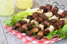 Summer-Perfect Grill Recipes: Steakhouse Kebabs