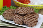 Summer-Perfect Grill Recipes: 100-Calorie Beef Patties