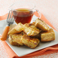 8 Kid-Friendly Recipes: French Toast Nuggets