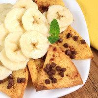 8 Kid-Friendly Recipes: Chocolate Banana Nachos