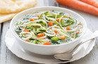 0-SmartPoints® Veggie-Noodle Soup