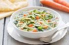 Slow-Cooker Veggie-Noodle Soup