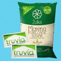 No-calorie sweetener versus sugar
