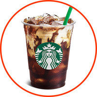 Starbucks Drinks with 100 Cals or Less: Vanilla Sweet Cream Cold Brew