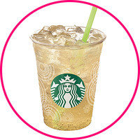 Starbucks Drinks with 100 Cals or Less: Golden Ginger Ale Fizzio