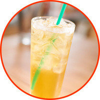 Starbucks Drinks with 100 Cals or Less: Teavana Shaken Iced Peach Green Tea