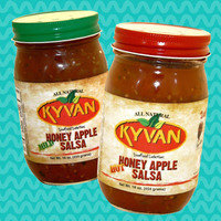 Worth Ordering Online: KYVAN Honey Apple Salsa