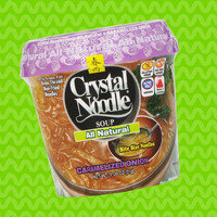 Worth Ordering Online: Crystal Noodle All Natural Noodle Soup