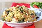 Creamy Kale Spaghetti Squash