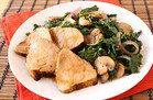 Sesame-Ginger Pork Tenderloin and Veggies