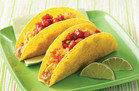 Meatless Recipes You'll Love: Breakfast Fiesta Crunchy Tacos