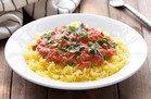 Meatless Recipes You'll Love: Spaghetti Squash alla Vodka