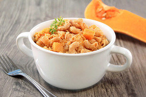 Meatless Recipes You'll Love: Butternut Squash Mac & Cheese
