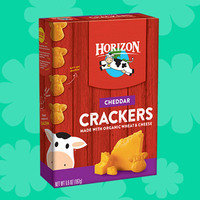 Horizon Cheddar Crackers