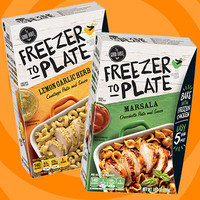 The Good Table Freezer to Plate Meals