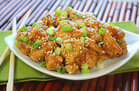 Sweet 'n Sticky Sesame Chicken