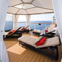 Hungry Girl Cruise: Relax on the Deck