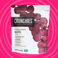 Add to Your Grocery List: Crunchies Freeze-Dried Beets