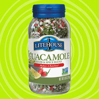 Add to Your Grocery List: Litehouse Guacamole Herb & Spice Blend