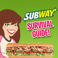 Hungry Girl Subway Survival Guide
