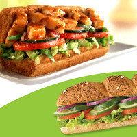 Best Sandwiches at Subway