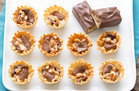 Mini Snickers Pies