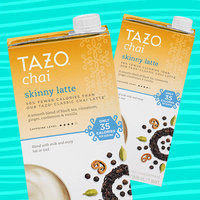 TAZO Chai Skinny Latte Black Tea Concentrate
