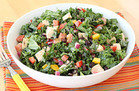Southwest Chicken Kale Salad