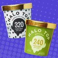 New Flavors: Halo Top Light Ice Cream