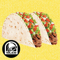 HG's Drive-Thru Meals Under 350 Calories: Taco Bell Fresco-Style Steak Soft Tacos