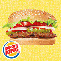 HG's Drive-Thru Meals Under 350 Calories: Burger King Morningstar Veggie Burger without Mayo