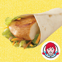 HG's Drive-Thru Meals Under 350 Calories: Wendy's Grilled Chicken Wrap