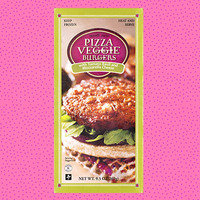 HG's Trader Joe's Food Finds: Pizza Veggie Burgers