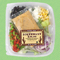 HG's Trader Joe's Food Finds: Southwest Salad