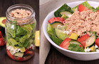 Fruit 'n Feta Tuna Salad
