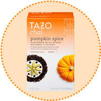 Worth-It Pumpkin Spice Finds: TAZO Pumpkin Spice Chai