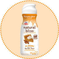 Worth-It Pumpkin Spice Finds: Coffee-mate Natural Bliss Pumpkin Spice Flavor Coffee Creamer
