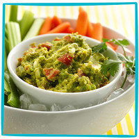 Hungry Girl's Healthy Potluck Recipes: Holy Moly Guacamole