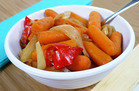 Glaze-of-Glory Candied Carrots