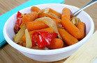 Glaze-of-Glory Candied Carrots